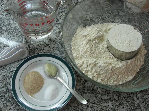 طريقة عمل خبز التنور بـ 3 نكهات Okolat
